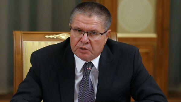 Bộ trưởng Bộ phát triển kinh tế Ulyukaev - Sputnik Việt Nam