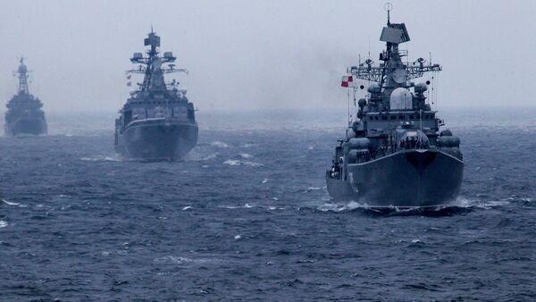 Hạm đội Thái Bình Dương của Nga - Sputnik Việt Nam