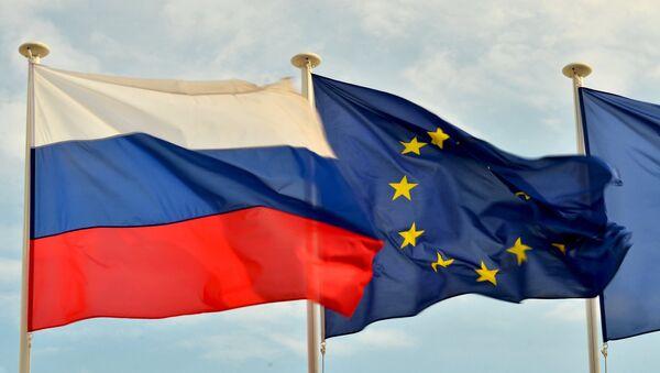EU, Nga - Sputnik Việt Nam
