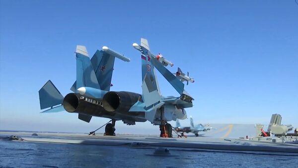 Su-33 tại Đô đốc Grigorovich - Sputnik Việt Nam
