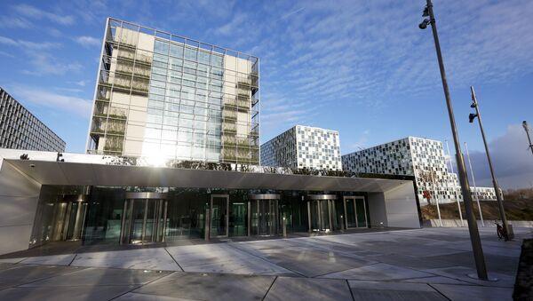 Tòa án Hình sự quốc tế ở The Hague - Sputnik Việt Nam