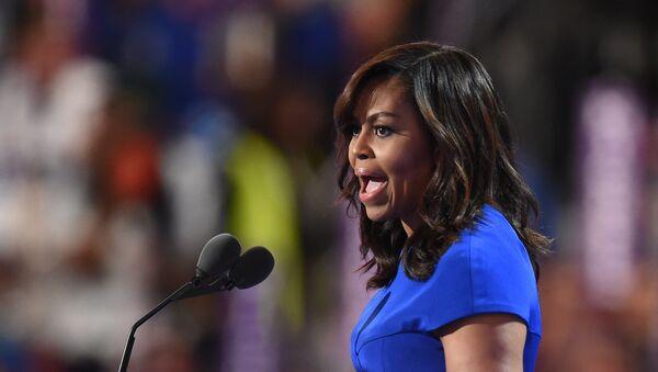 Michelle Obama - Sputnik Việt Nam