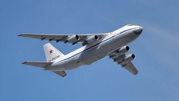 "An-124-100 ""Ruslan"" - Sputnik Việt Nam"