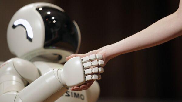 robot ASIMO - Sputnik Việt Nam