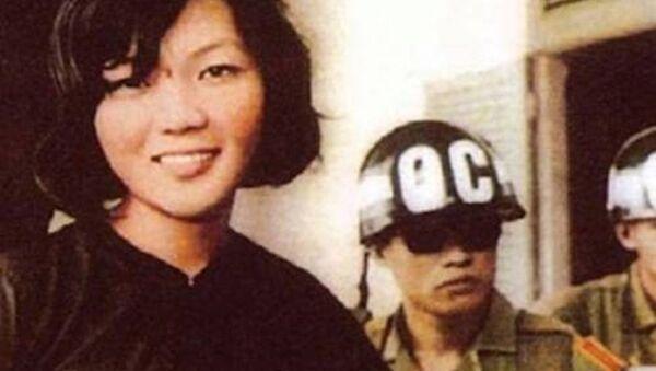 Phóng viên người Nhật chụp lại – Bà Võ Thị Thắng - Sputnik Việt Nam