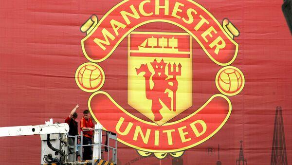 Manchester United - Sputnik Việt Nam