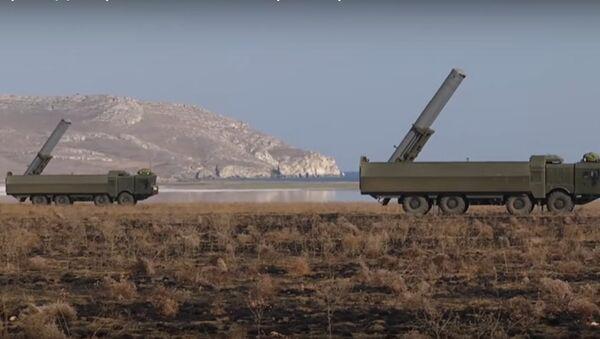 Bộ quốc phòng phát hành video nhân Ngày lực lượng tên lửa và pháo binh - Sputnik Việt Nam