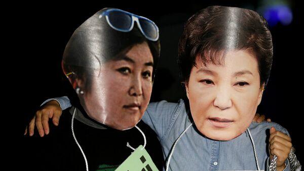 Viện công tố tình nghi Tổng thống Hàn Quốc dính líu đến tham nhũng - Sputnik Việt Nam