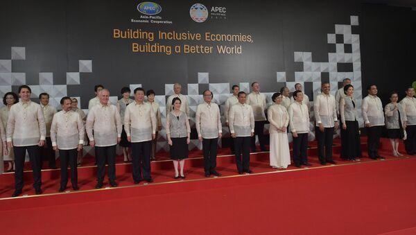 hội nghị thượng đỉnh APEC 2016 - Sputnik Việt Nam