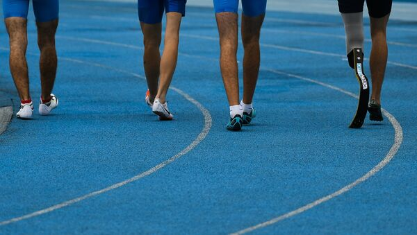 Paralympic games - Sputnik Việt Nam