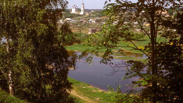 Thị trấn cổ Borovsk - Sputnik Việt Nam