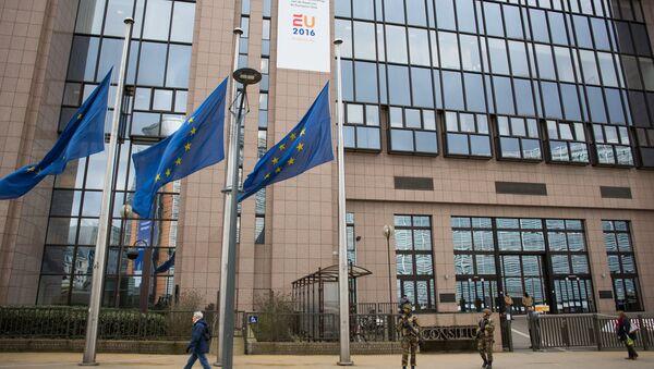 Brussels - Sputnik Việt Nam