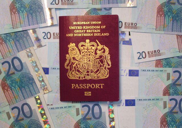 hộ chiếu Anh