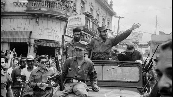 Fidel Castro 1959 - Sputnik Việt Nam