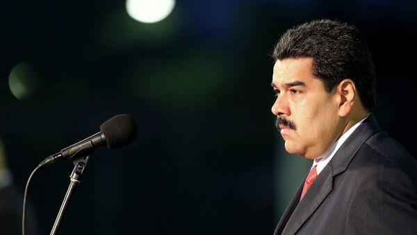 Venezuela's President Nicolas Maduro - Sputnik Việt Nam