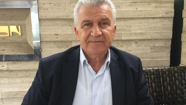 Dimitrios Velanis - Sputnik Việt Nam