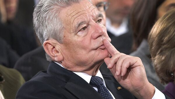 Joachim Gauck - Sputnik Việt Nam
