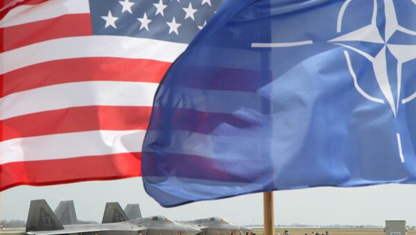 NATO, Hoa Kỳ - Sputnik Việt Nam