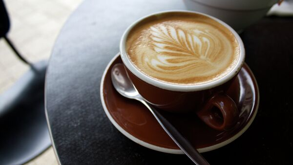 cà phê - Sputnik Việt Nam