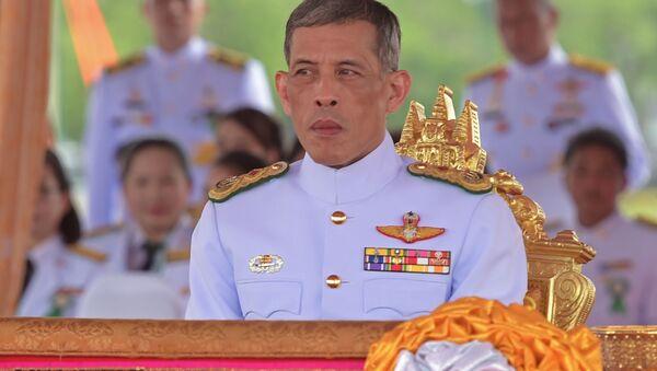 Thái tử Vajiralongkorn - Sputnik Việt Nam