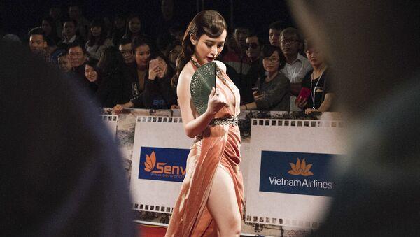 Angela Phuong Trinh - Sputnik Việt Nam