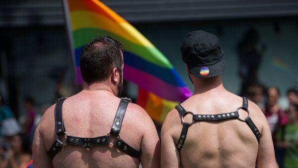 Gay-Parade - Sputnik Việt Nam