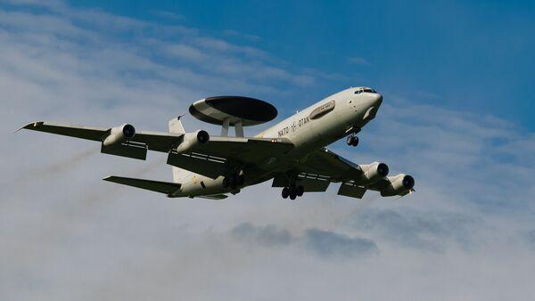 Boeing E-3 Sentry AWACS. - Sputnik Việt Nam