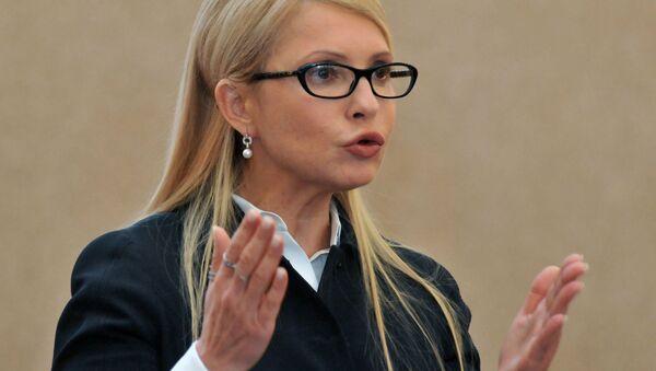 Tymoshenko - Sputnik Việt Nam