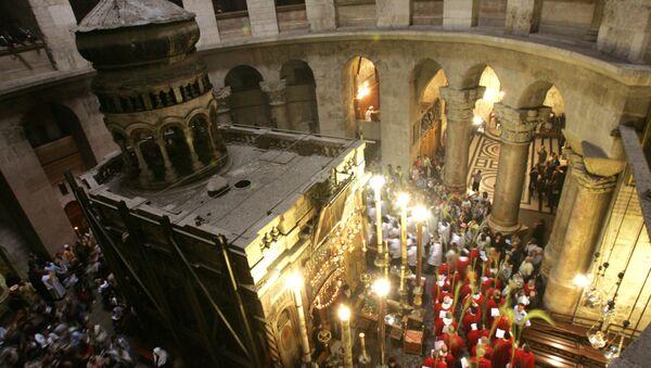 mộ Chúa Giêsu tại Jerusalem - Sputnik Việt Nam