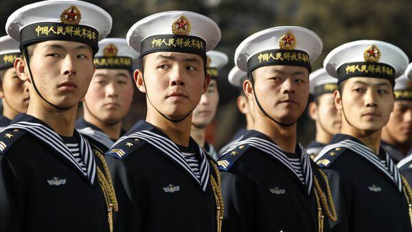 hải quân Trung Quốc - Sputnik Việt Nam