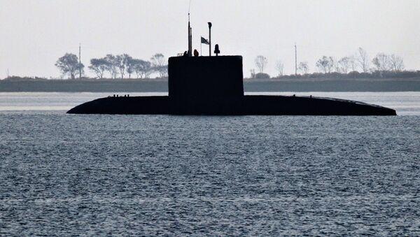 tàu ngầm - Sputnik Việt Nam