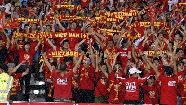 Fan bóng đá Việt Nam - Sputnik Việt Nam