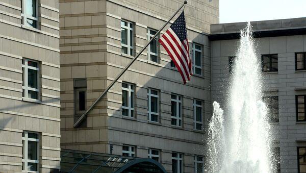 Đại sứ quán Hoa Kỳ tại Berlin - Sputnik Việt Nam
