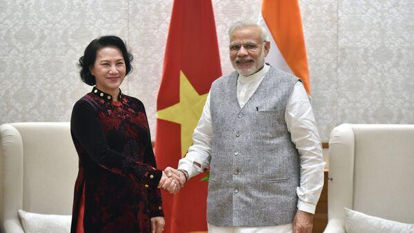 chuyến thăm Ấn Độ của Chủ tịch Quốc hội Việt Nam Nguyễn Thị Kim Ngân - Sputnik Việt Nam
