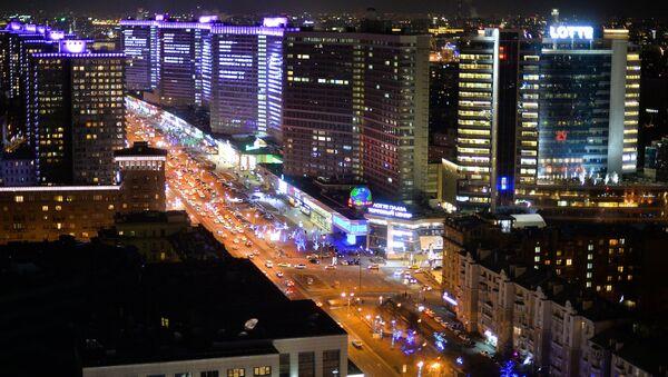 phố Arbat Mới - Sputnik Việt Nam