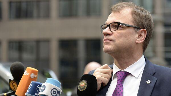 Премьер-министр Финляндии Юха Сипиля - Sputnik Việt Nam