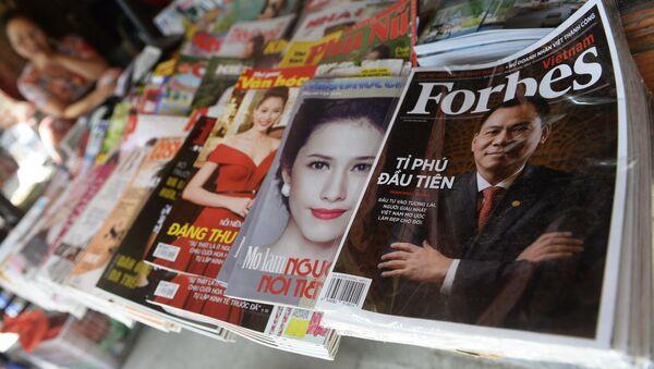 Forbes - Sputnik Việt Nam