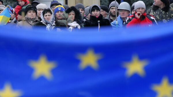 Ukraina-EU - Sputnik Việt Nam