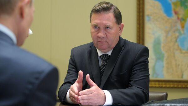Thống đốc tỉnh Kursk Alexander Mikhailov - Sputnik Việt Nam