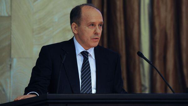 Alexandr Bortnikov Giám đốc An ninh Liên bang Nga  - Sputnik Việt Nam