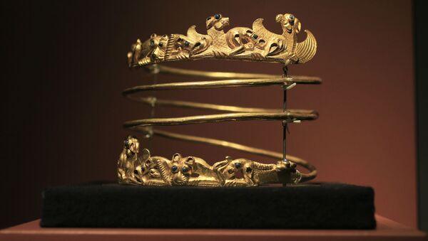 vàng Scythia - Sputnik Việt Nam