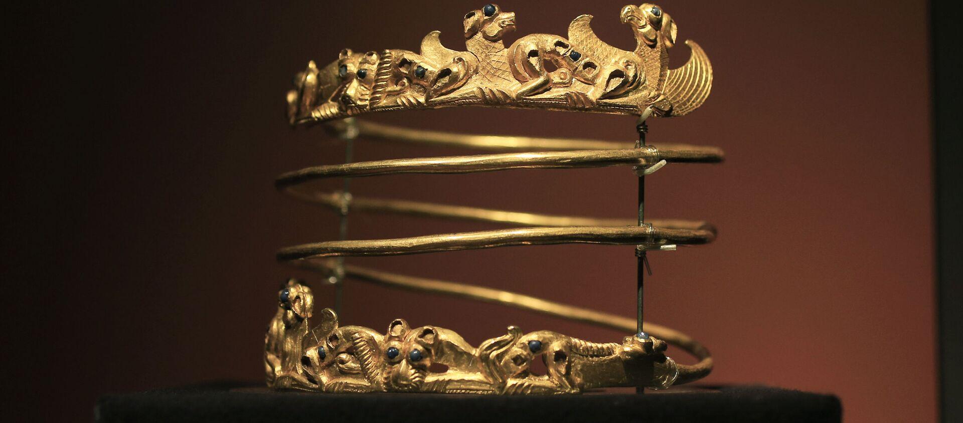 vàng Scythia - Sputnik Việt Nam, 1920, 26.08.2019