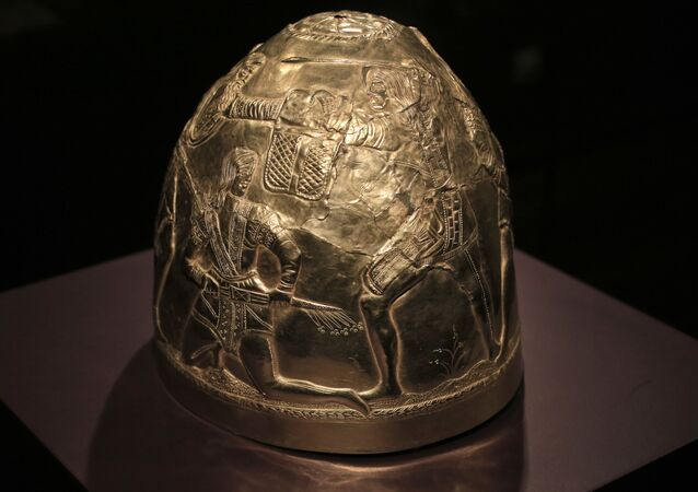 vàng Scythia