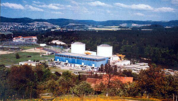 lò phản ứng hạt nhân Beznau 1 và 2. (Beznau, Thụy Sĩ) - Sputnik Việt Nam