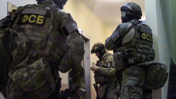 Cơ quan An ninh LB Nga tóm gọn một nhóm khủng bố ở Moskva - Sputnik Việt Nam