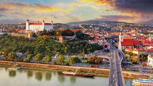 Bratislava, Slovakia - Sputnik Việt Nam