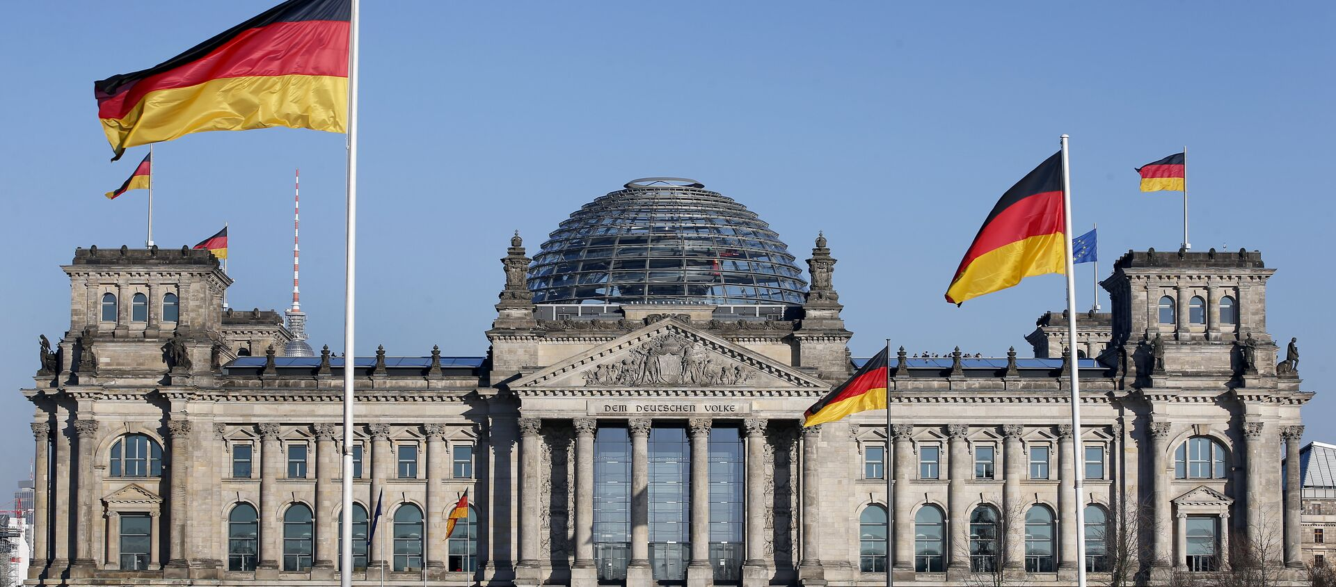 Quốc hội Đức - Sputnik Việt Nam, 1920, 26.09.2021