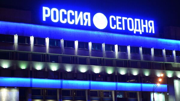 RIA Novosti (Sputnik) ở Moskva - Sputnik Việt Nam