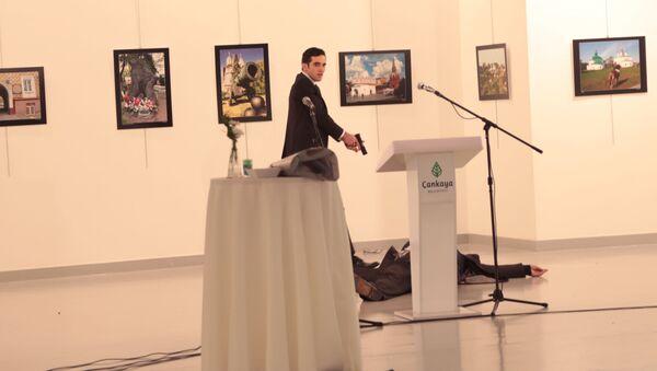 Đại sứ Nga bị giết tại Thổ Nhĩ Kỳ - Sputnik Việt Nam