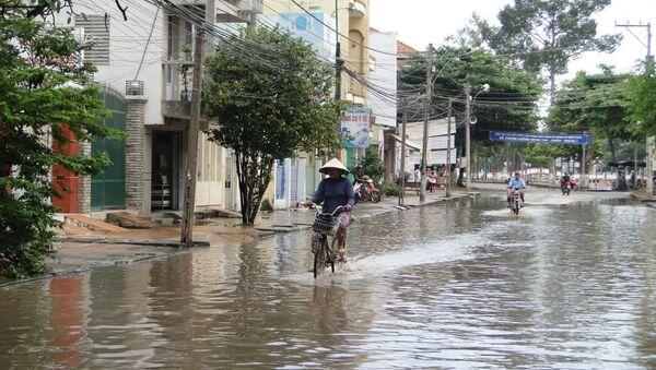Lũ lụt ở Việt Nam - Sputnik Việt Nam